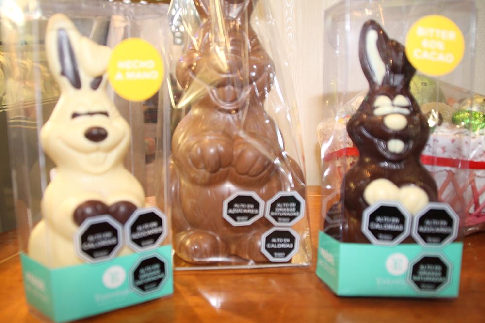Ley de Etiquetados y el Conejo de Pascua